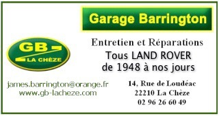 Garage Barrington